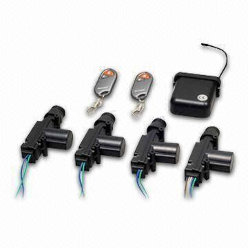 China Remote Car Central Locking System With Motor Overload