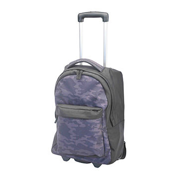 China Laptop Trolley Wheeled Backpack Rolling Computer Bag on Global ... 0018109f7