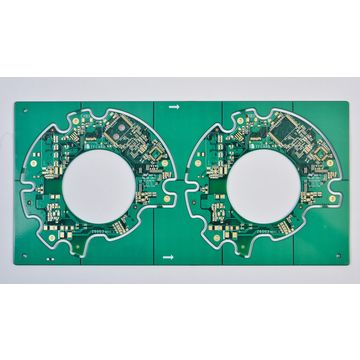 China 6-layer PCB with ENIG, for security product