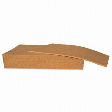 Cork underlayment, Suitable for Sound and Shock Absorber and
