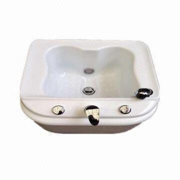 ... China Portable Pedicure SPA MiNi Foot SPA Sink