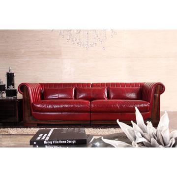 Incredible 2015 Red Furniture Modern Leather Sofa Set Hd275 In Foshan Dailytribune Chair Design For Home Dailytribuneorg