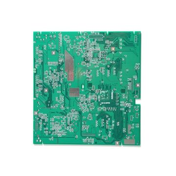Double-sided HASL Plated PCB