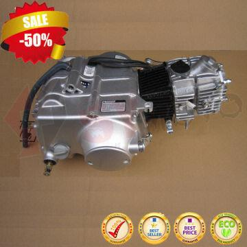 dirt bike parts,90cc kick starting manual lifan engine