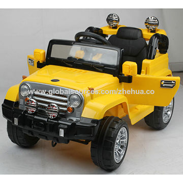 China 12v Jeep Electric Kids Car Toy Rc Ride On