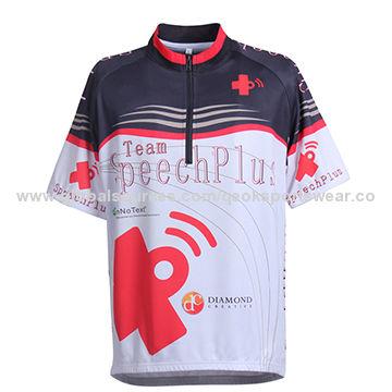 ... China Hot-sale unisex customized cycling jerseys 31578ce62