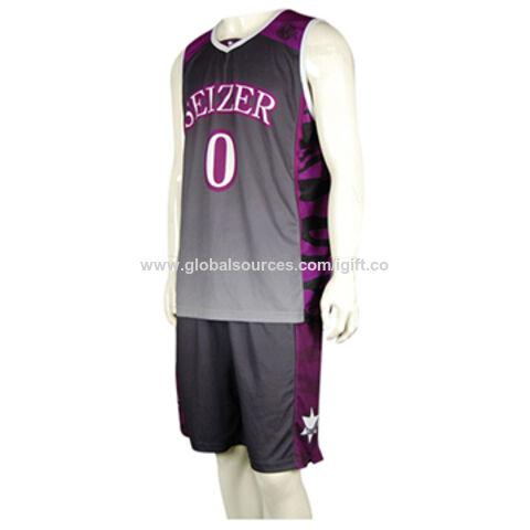 Macau Sar Basketball Jerseys Canada Sublimation Printed Custom Wrap
