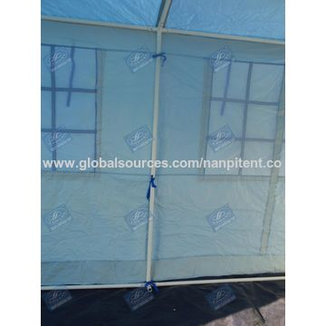 China Oxford Framed Disaster Tent
