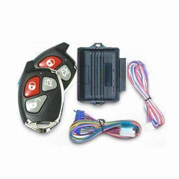 Keyless Entry System with Lock and Unlock Remote Control