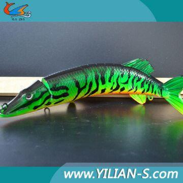 High quality fishing products fishing lure pike lure making