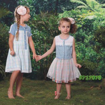 1a808693cfa Latest Fashion Casual Kids Girls Dress Wear for Summer 2017   Global ...