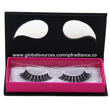 a77e144ebfe China Nature High Quality Dramatic False Eyelashes with Custom Eyelash  Packaging ...