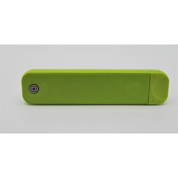 China NFC Bluetooth Speaker, One Button, Easy to Control, Super Slim, Colorful Design