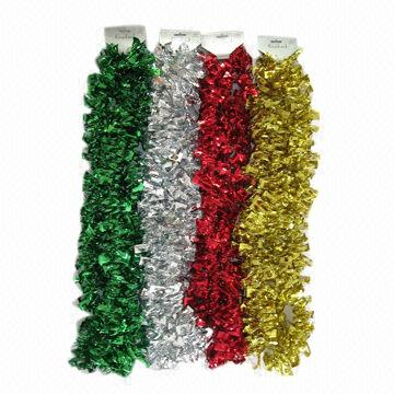 Christmas Tinsel Garland.Christmas Tinsel Garland Global Sources