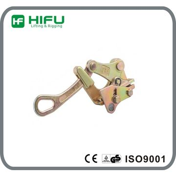 steel wire rope grip cable grip wire rope puller manual puller ...