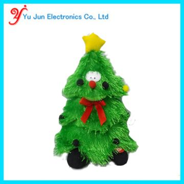 china animated singing dancing christmas tree musical ch