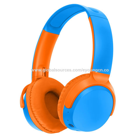 edc3bf2a957 New V4.2 Bluetooth Stereo Headsets with FM Radio, MP3 Player/SD Card  Overhead Earbuds