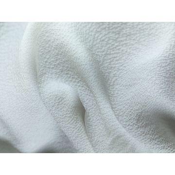 China Bubble crepe chiffon fabric for women garment /dress