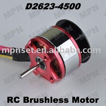 Outrunner BLDC Motor - Hobby Electric Brushless Dc Outrunner