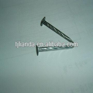 recipe: hot dipped galvanized ring shank roofing nails [34]