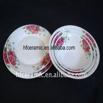 China Porcelain Cheap Dinner Plates & Porcelain Cheap Dinner Plates | Global Sources