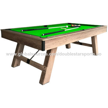 China Commercial MDF Classic Billiard Tables ABS Adjustable Leg - Classic billiard table