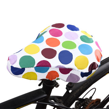 Waterproof Bike Seat Rain Cover Dust Resistant Bicycle saddle cover