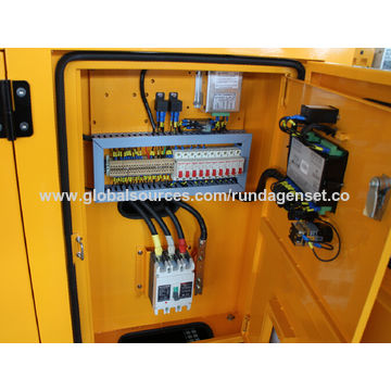 200kW/250kVA Electric Industrial Power Generator