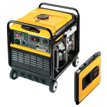 Subaru Silent Power 4300 Watt Gas Inverter