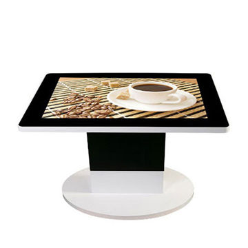 55-inch Smart Coffee Tables w/Touch Screen,Tea Table,LCD Touch Table,10  points Capacitive Touch   Global Sources