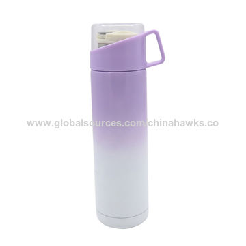 15c5fc18703c Two Kinds of Drinks Stainless Steel Vacuum Flasks with Capacity of ...