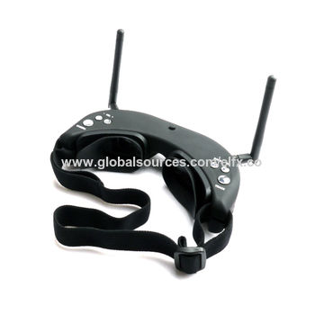 7f12fe7710a ... China DJL FPV 40CH AIO 3D VR Goggles Only Video Glasses Headset ( New  updated to ...