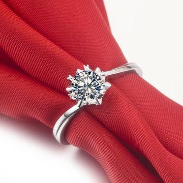 Wedding Rings 925 Silver China