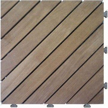 Diy Outdoor Wooden Decking