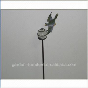 Animal Decoration Garden Stakes Solar Ball Flying Eagle Global Sources