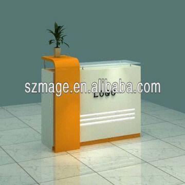 China Front Desk Counter Design