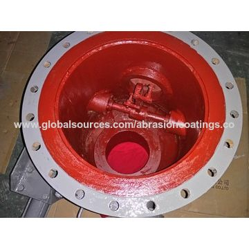 China Crusher backing compound, lining plate wear resistant filling, two components, high impact strength