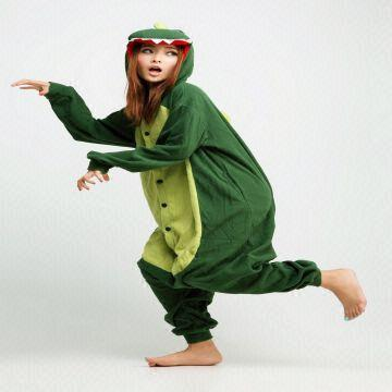 Image of: Kigu Kawaii Hong Kong Sar Cute Dinosaur Kigurumi Onesie Kigurumi Animal Pajamas Costume Wantitall Cute Dinosaur Kigurumi Onesie Kigurumi Animal Pajamas Costume