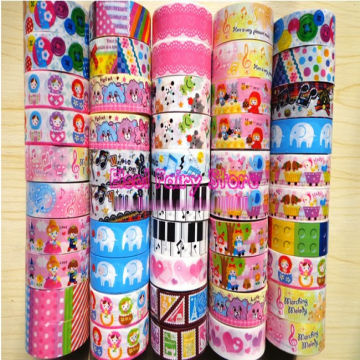 5m high quality lovely mini decoration tape masking tape cartoon decoration tape global sources. Black Bedroom Furniture Sets. Home Design Ideas