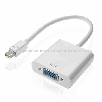 China Mini Displayport DP to VGA Adapter Cable from Dongguan ...