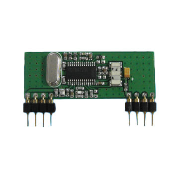 China 433 92Mhz RF Transmitter Module on Global Sources