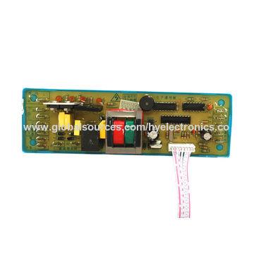 Washing machine universal PCB control computer board | Global Sources