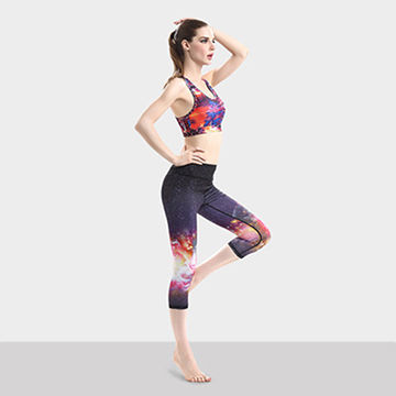 a145b1db81 Yoga wear hot style yoga fitness pants women carry buttock sportswear thin  tight height waist 2019