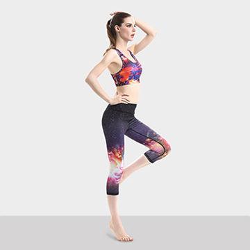 4c74fa3c88 China Yoga wear hot style yoga fitness pants women carry buttock sportswear  thin tight height waist ...