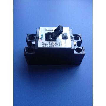 RCCB/ELCB, 30A/15mA/Long Handle & Square, Grey Button/Reverse
