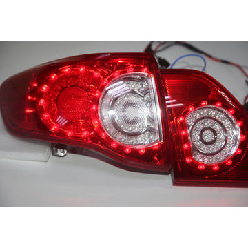 China For Toyota Corolla Altis Led Tail Light 2008 To 2010 Year V3 Type