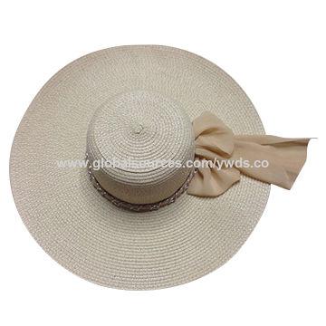 5ec03acd94b4c China Smmer paper straw hats women hats