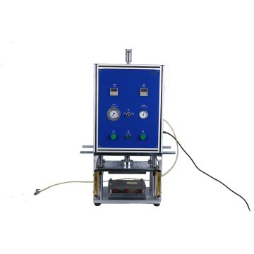 Pouch cell Aluminum-Laminated Films case punch forming machine lab