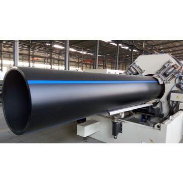 PN6/PN8/PN10/PN12 5/PN16 plastic tube HDPE pipe for water
