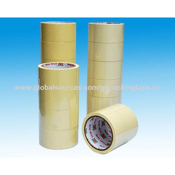 China Masking tape, good holding power, no adhesive residue left after peeling off, anti-heat